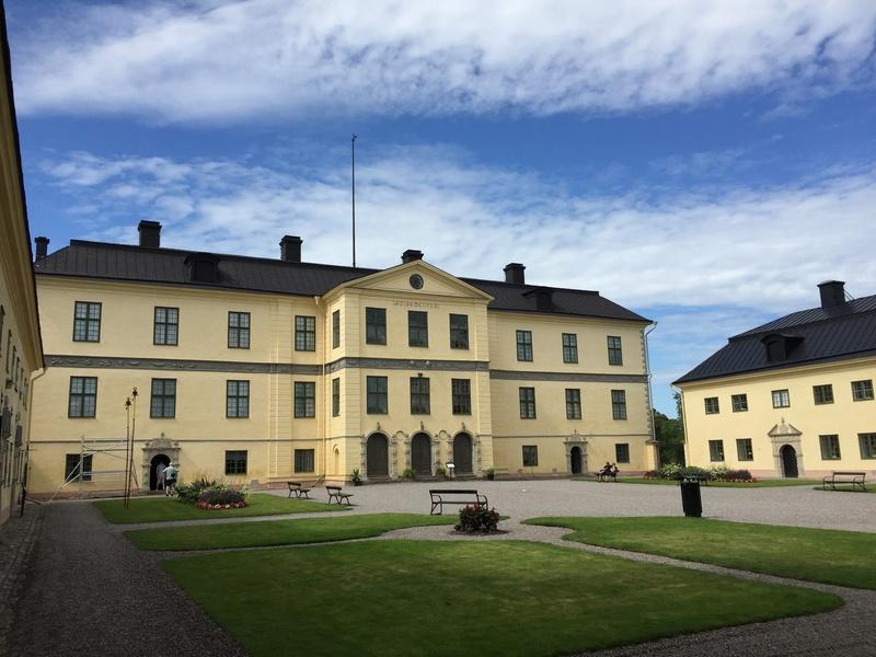 Le château de Löfstad, résidence de Sophie Piper, soeur d'Axel Fersen 513