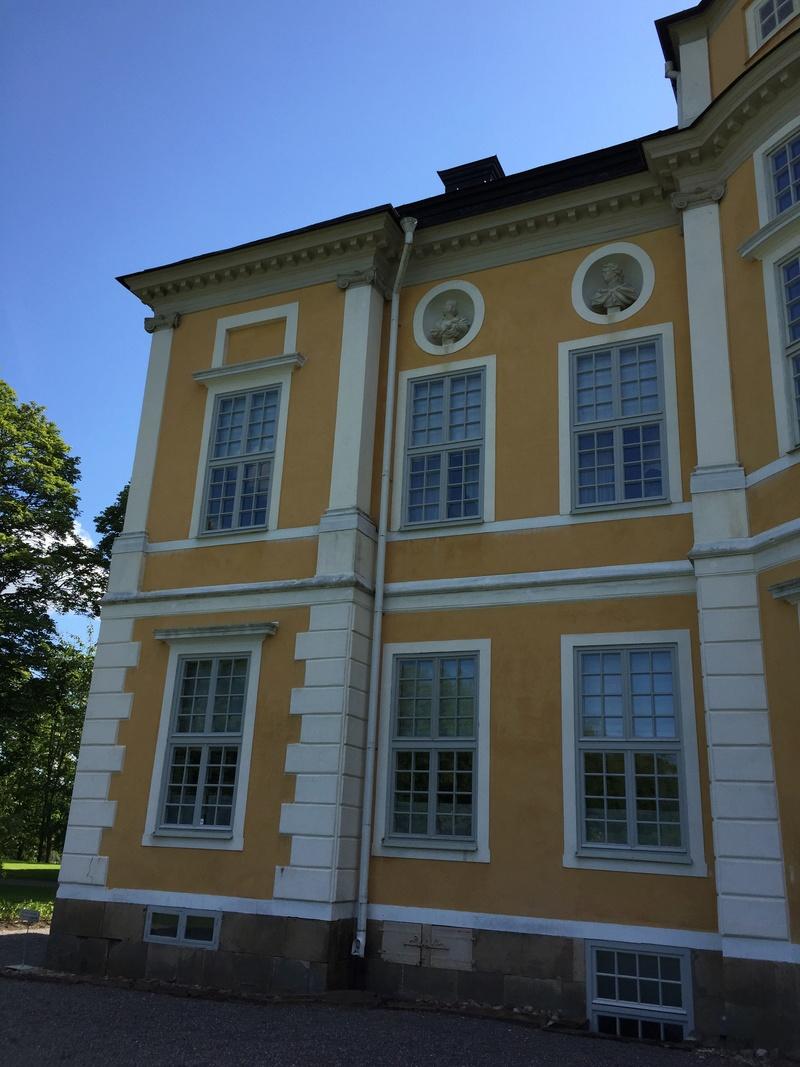 Le château de Steninge, résidence d'été d'Axel Fersen  516