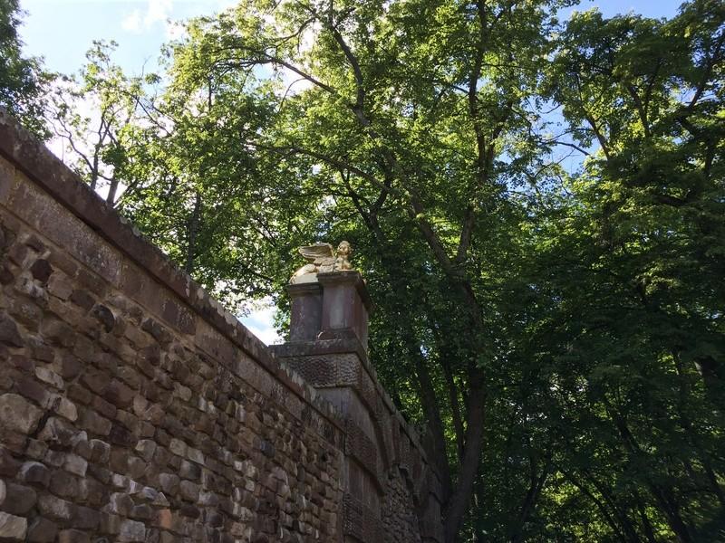Le château de Steninge, résidence d'été d'Axel Fersen  517