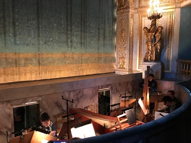 Le Petit Théâtre de Marie-Antoinette à Trianon - Page 4 610