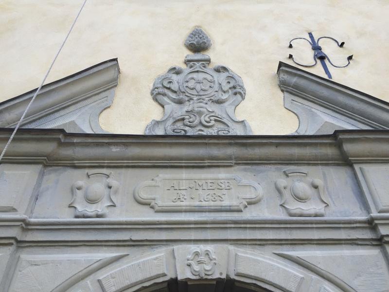 Le château de Löfstad, résidence de Sophie Piper, soeur d'Axel Fersen 613