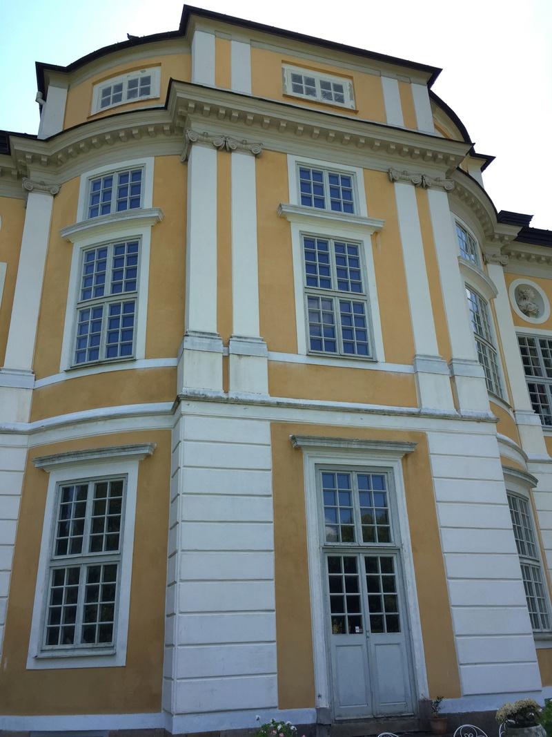 Le château de Steninge, résidence d'été d'Axel Fersen  616