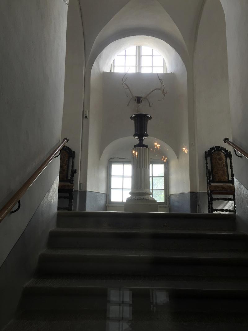 Le château de Löfstad, résidence de Sophie Piper, soeur d'Axel Fersen 713