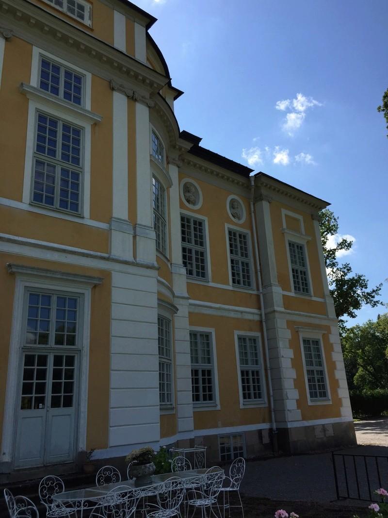 Le château de Steninge, résidence d'été d'Axel Fersen  715