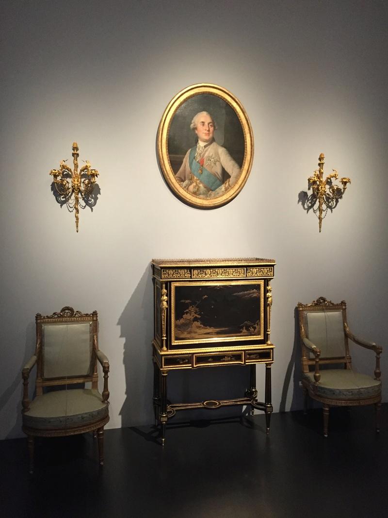 La peinture et le mobilier XVIIIème au Rijskmuseum d'Amsterdam 822
