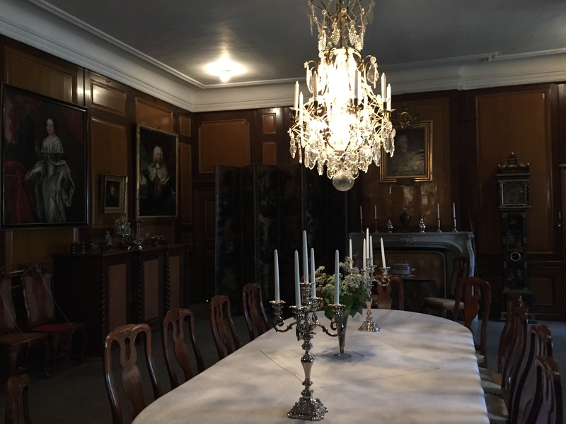 Le château de Löfstad, résidence de Sophie Piper, soeur d'Axel Fersen 911