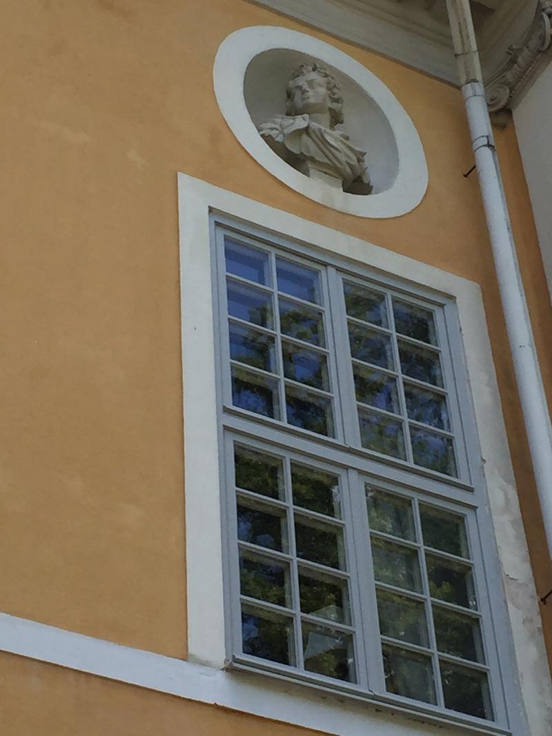 Le château de Steninge, résidence d'été d'Axel Fersen  914