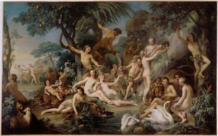 Pierre-Charles Trémolières (1703-1739), un peintre discret au siècle des Lumières 95-01111