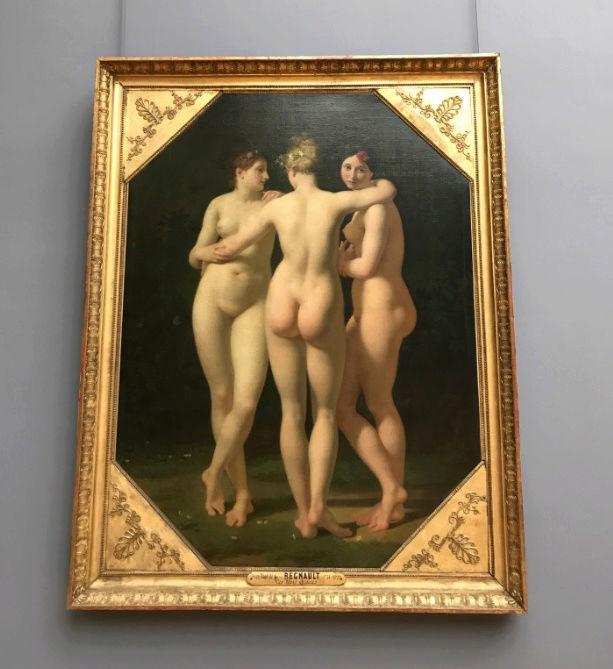 La peinture française du XVIIIème siècle au Louvre Captu132