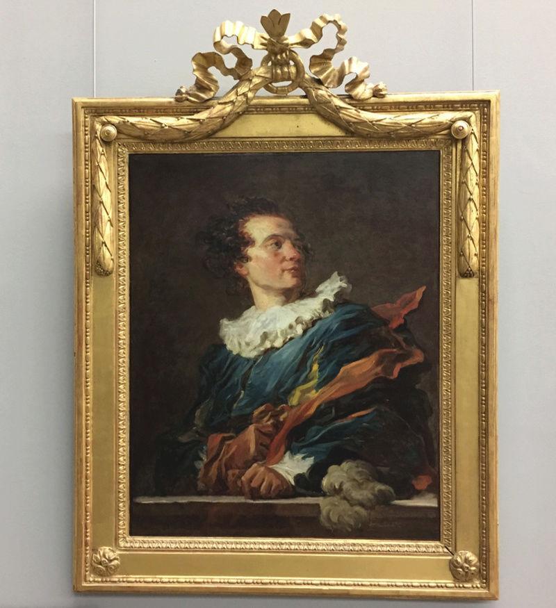 La peinture française du XVIIIème siècle au Louvre Captu134