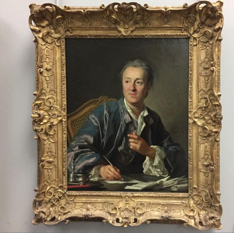 La peinture française du XVIIIème siècle au Louvre Captu142