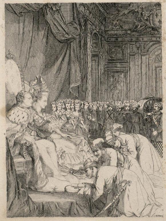 L'ambassade de Tippoo Sahib (Tipû Sâhib) à Versailles. - Page 4 Captu227