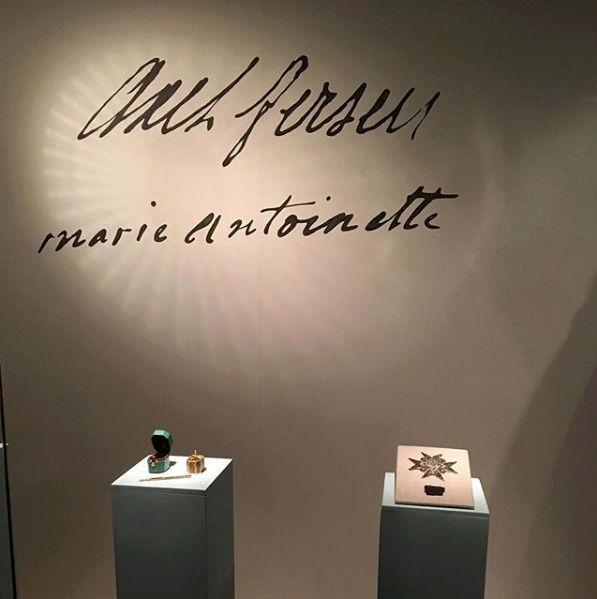 Expo sur Fersen et Marie-Antoinette - Palais royal de Stockholm Captu261