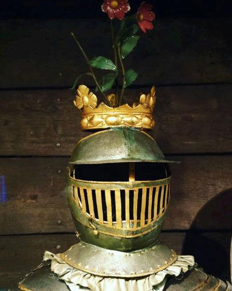 Expo sur Fersen et Marie-Antoinette - Palais royal de Stockholm Captu263