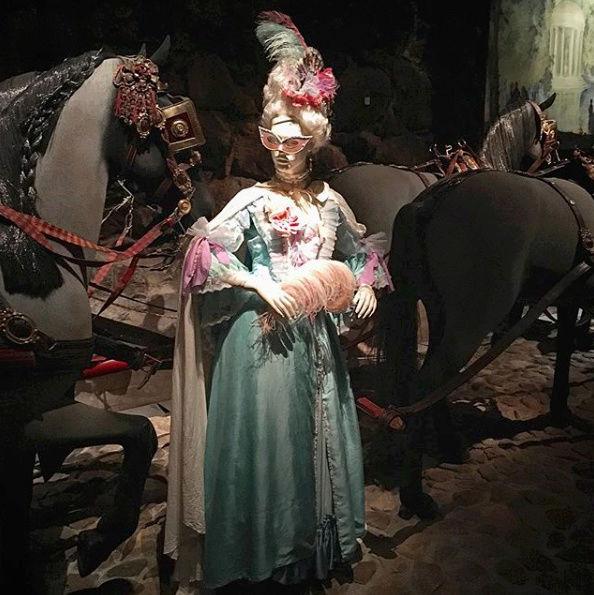 Expo sur Fersen et Marie-Antoinette - Palais royal de Stockholm Captu271