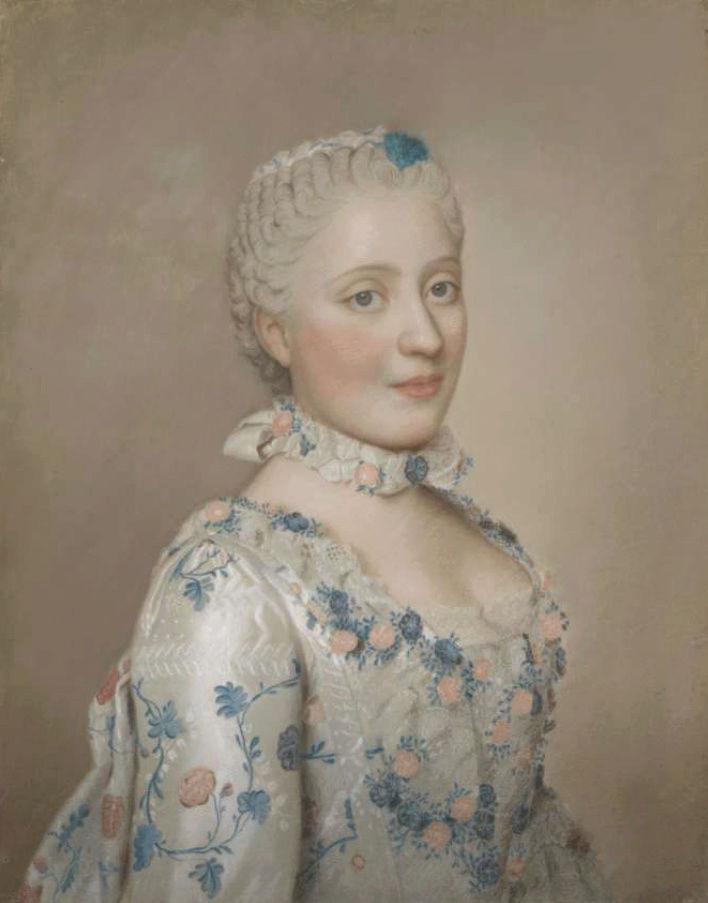 La peinture et le mobilier XVIIIème au Rijskmuseum d'Amsterdam Captu293