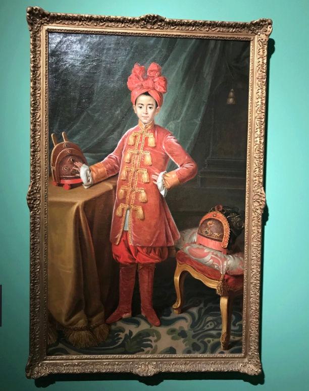 """Exposition """"Visiteurs de Versailles"""" 2017-2018 - Page 2 Captur15"""