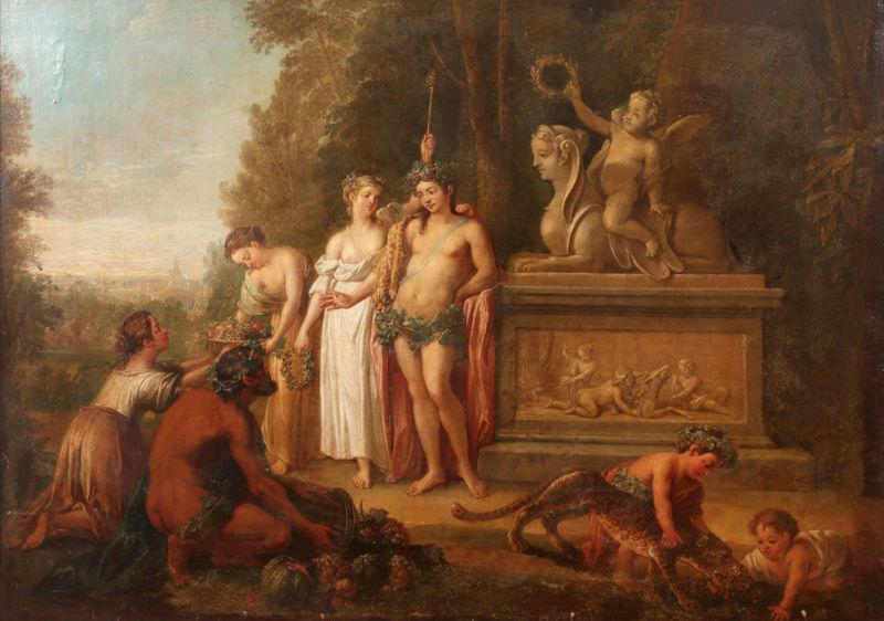 Pierre-Charles Trémolières (1703-1739), un peintre discret au siècle des Lumières Captur52
