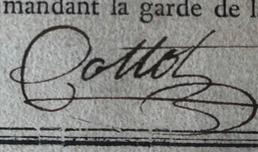 Les bons d'accès aux appartements de Marie-Antoinette  Captur83