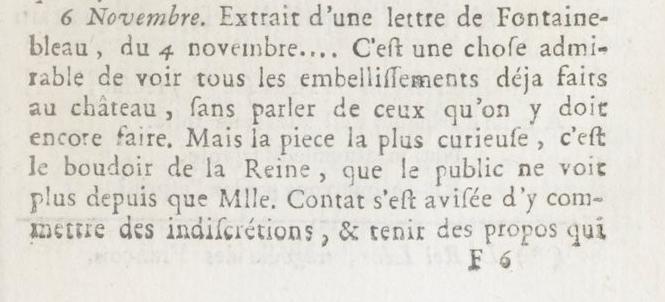 Le boudoir d'argent de Marie-Antoinette au château de Fontainebleau  - Page 2 Captur87