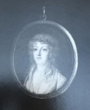 Autres portraits de Marie-Antoinette par Kucharsky Captur94