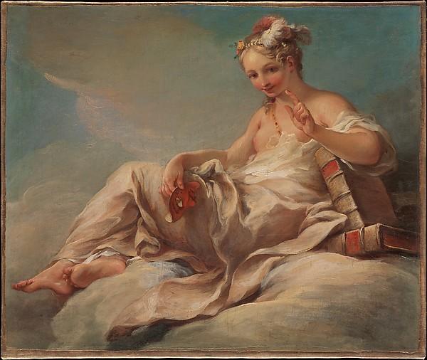 Pierre-Charles Trémolières (1703-1739), un peintre discret au siècle des Lumières Dp356111