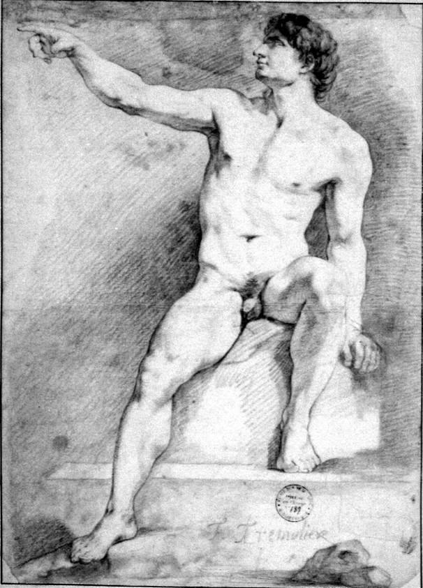 Pierre-Charles Trémolières (1703-1739), un peintre discret au siècle des Lumières Eba31911
