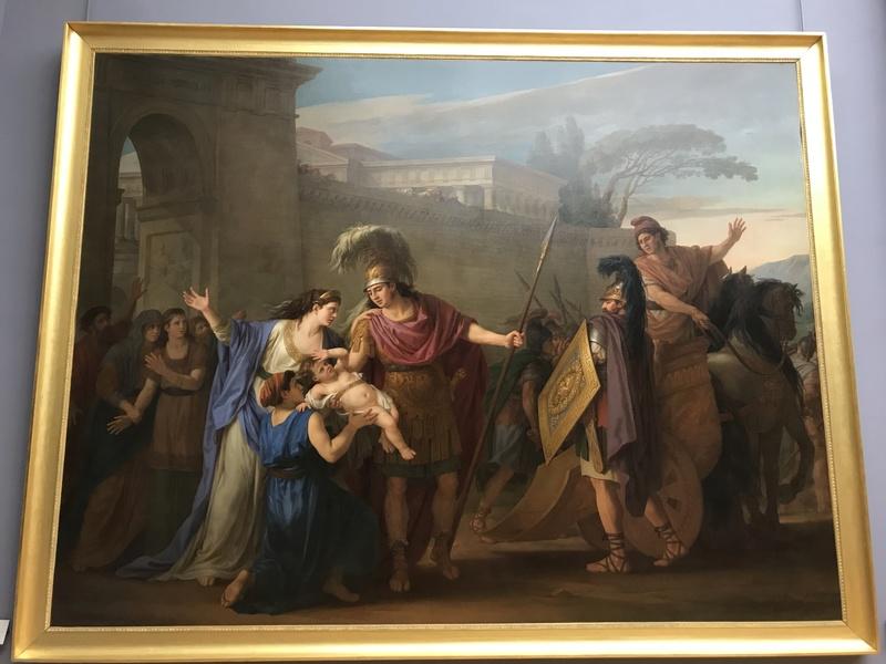 La peinture française du XVIIIème siècle au Louvre Img_1210