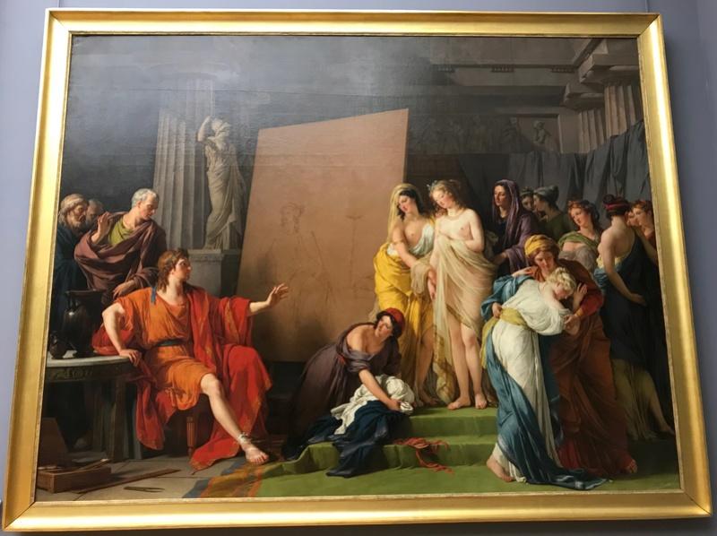 La peinture française du XVIIIème siècle au Louvre Img_1211