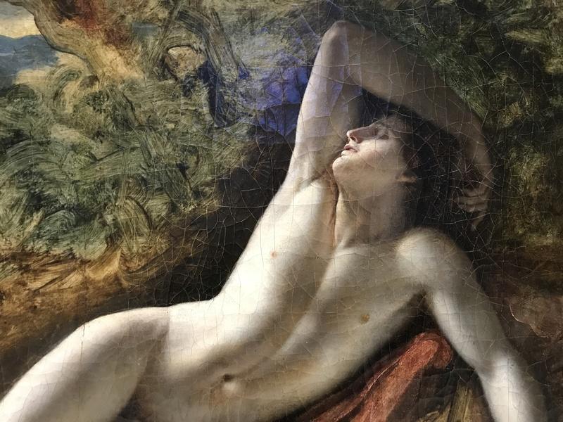 La peinture française du XVIIIème siècle au Louvre Img_1212