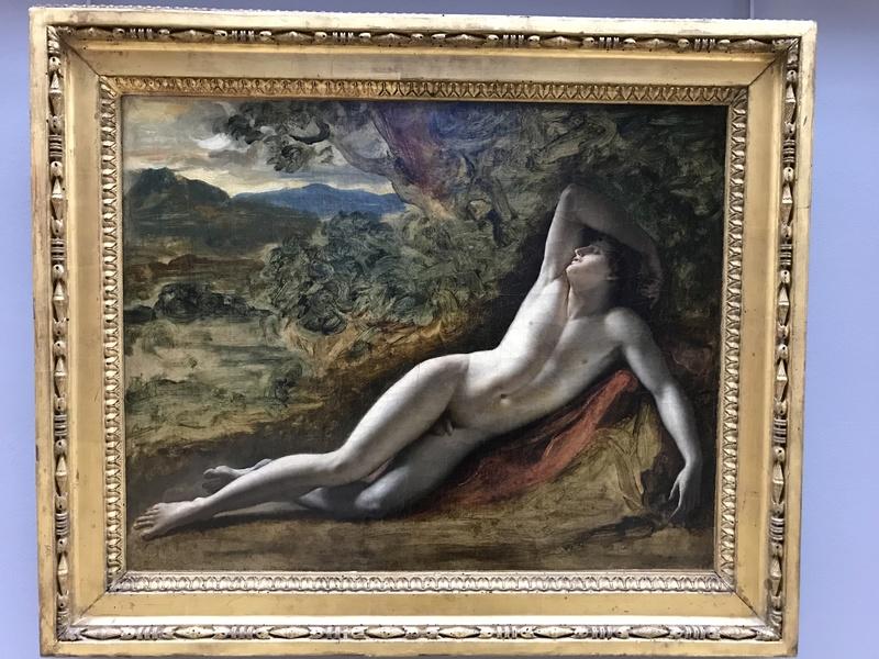 La peinture française du XVIIIème siècle au Louvre Img_1213