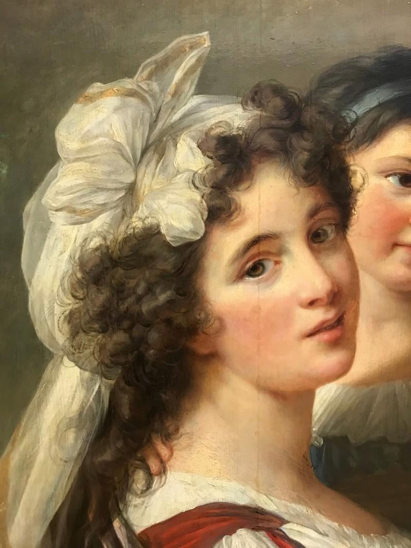 La peinture française du XVIIIème siècle au Louvre - Page 2 Img_1214