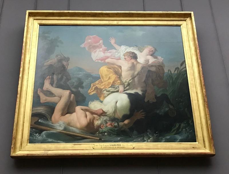 La peinture française du XVIIIème siècle au Louvre Img_1311