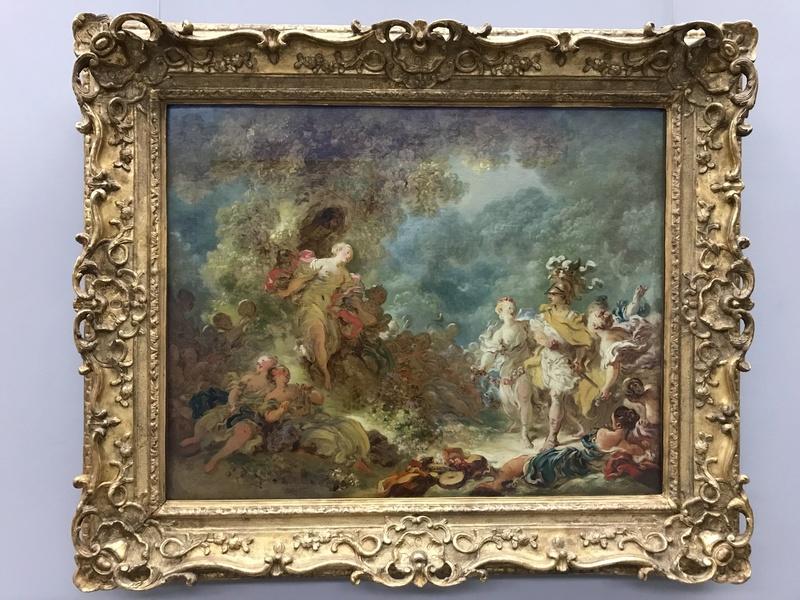 La peinture française du XVIIIème siècle au Louvre Img_1312