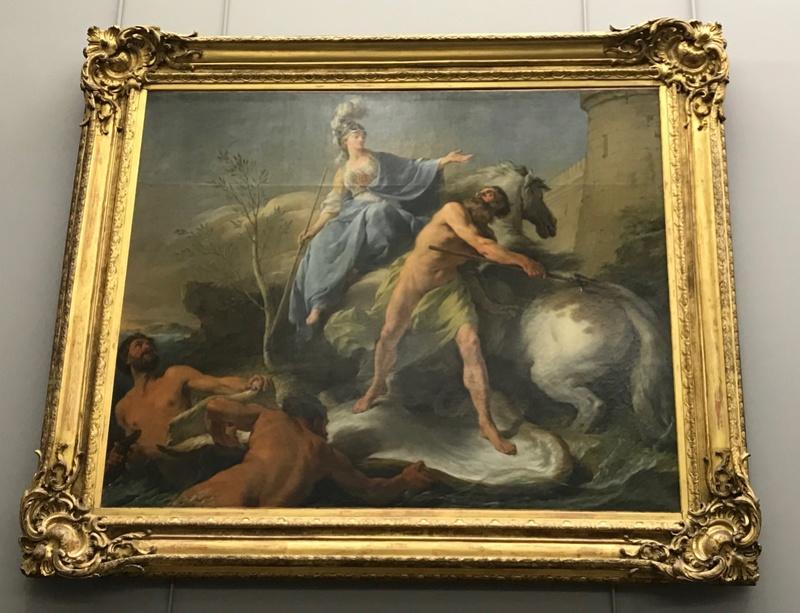 La peinture française du XVIIIème siècle au Louvre Img_1313