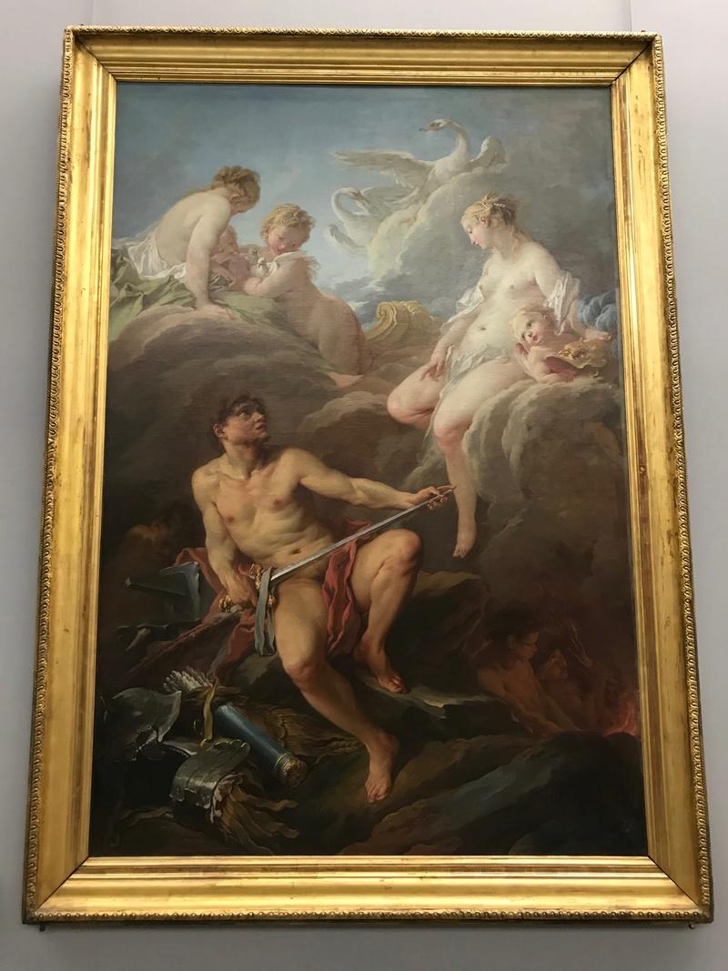 La peinture française du XVIIIème siècle au Louvre Img_1314