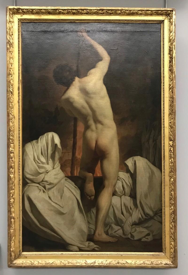 La peinture française du XVIIIème siècle au Louvre Img_1315