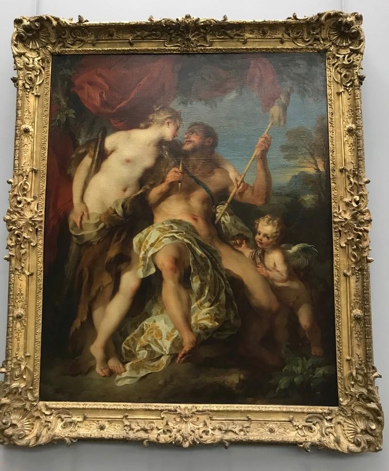 La peinture française du XVIIIème siècle au Louvre Img_1316