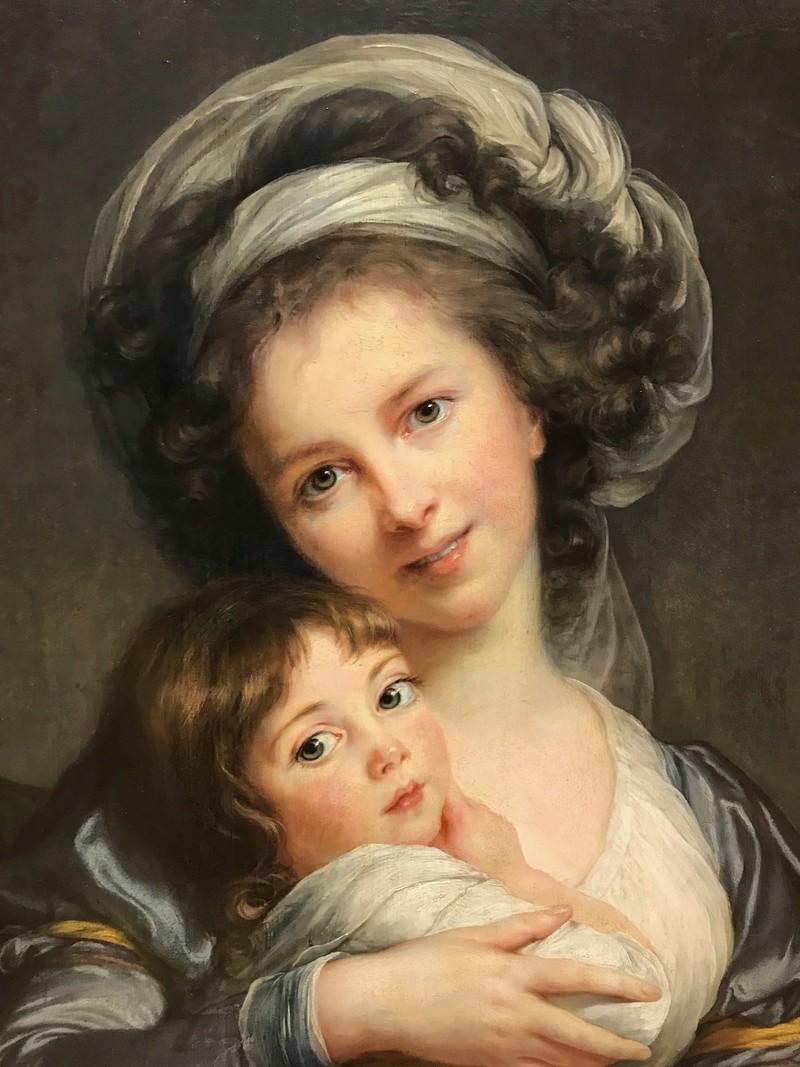 La peinture française du XVIIIème siècle au Louvre - Page 2 Img_1317