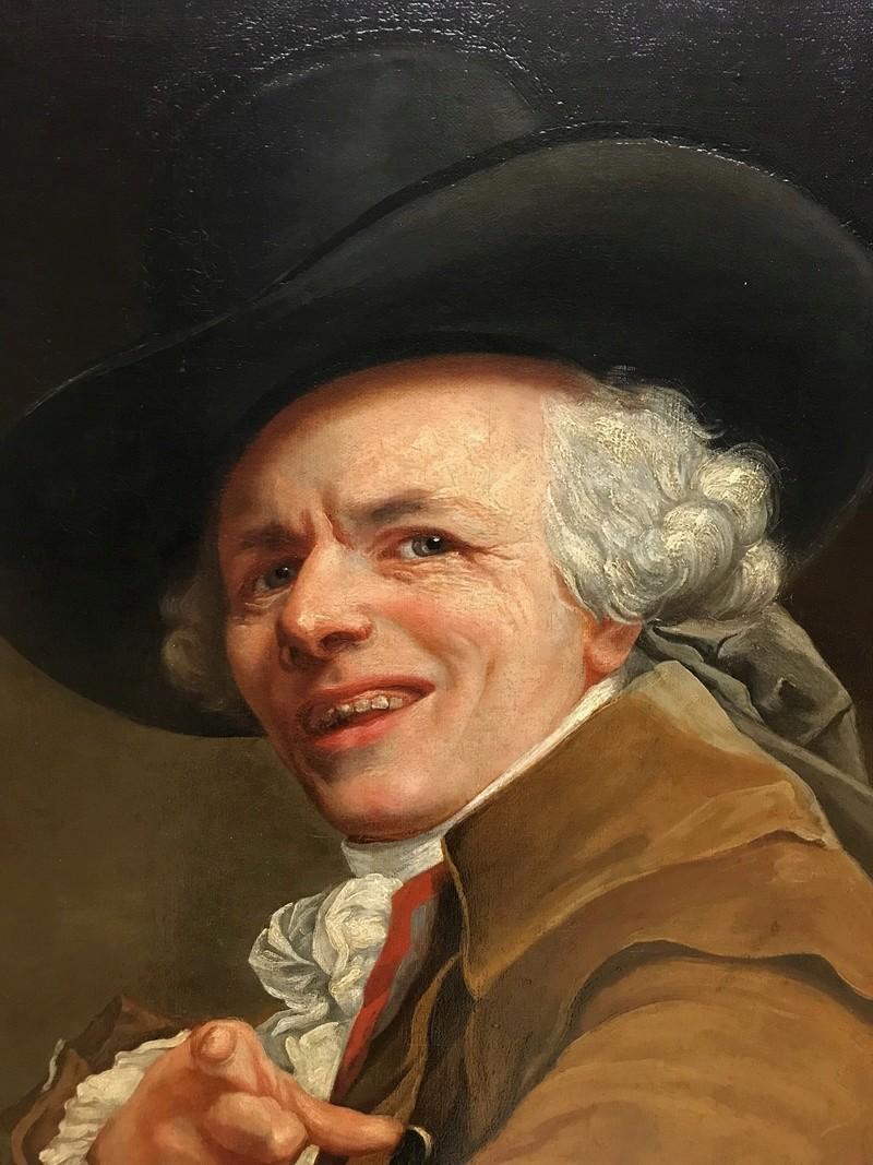 La peinture française du XVIIIème siècle au Louvre - Page 2 Img_1320