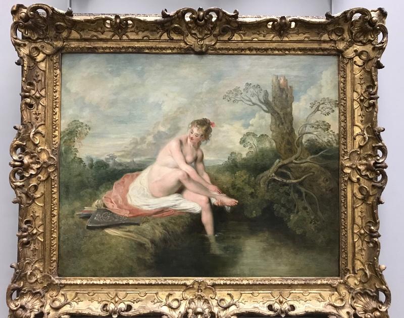 La peinture française du XVIIIème siècle au Louvre Img_1410