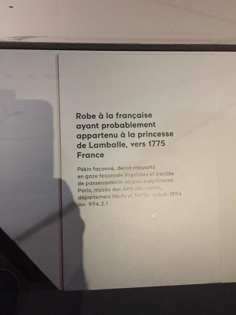 """Exposition """"Visiteurs de Versailles"""" 2017-2018 - Page 2 Img_1810"""