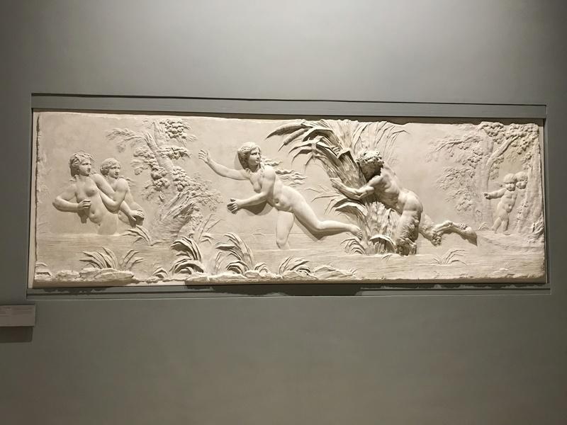 Le sculpteur Claude Michel, dit Clodion  (  1738 - 1814 ) Img_1928