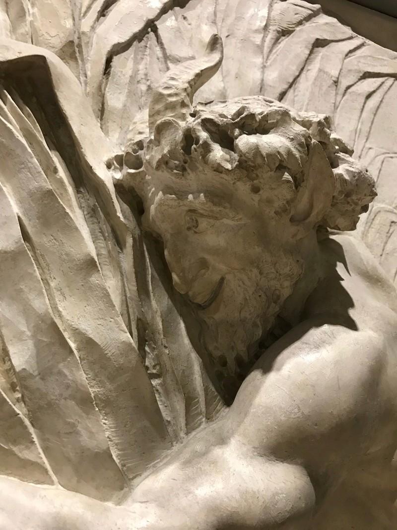 Le sculpteur Claude Michel, dit Clodion  (  1738 - 1814 ) Img_1929