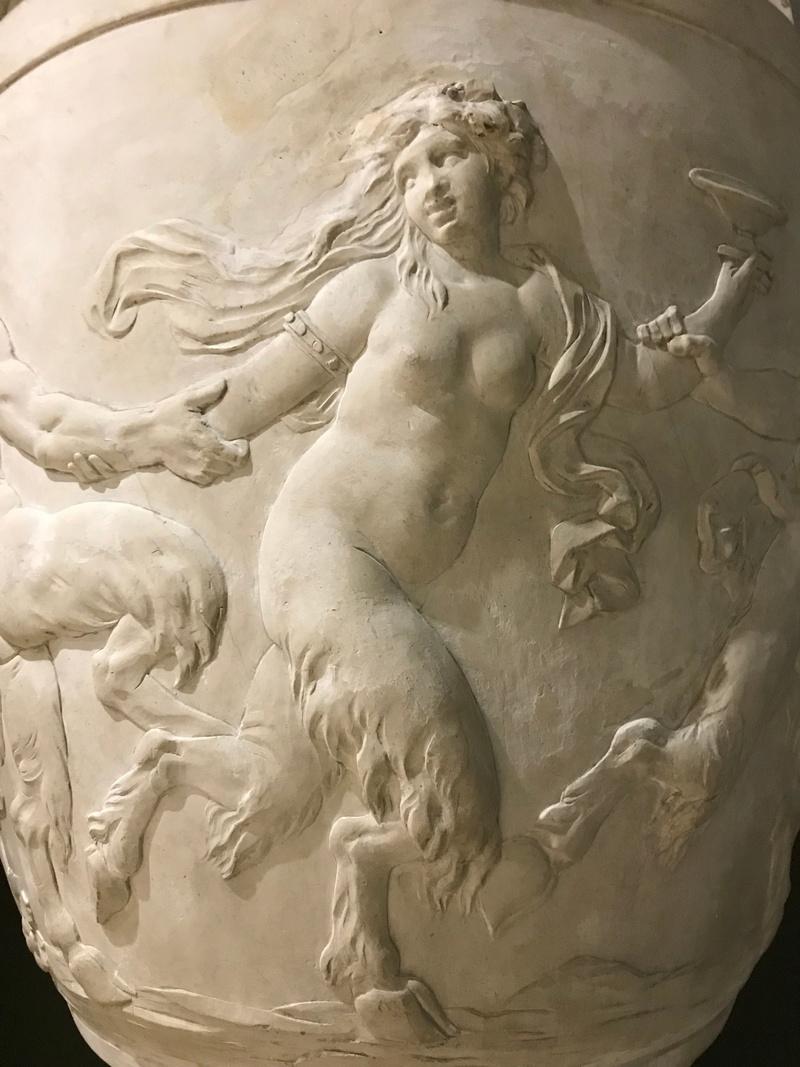Le sculpteur Claude Michel, dit Clodion  (  1738 - 1814 ) Img_1930
