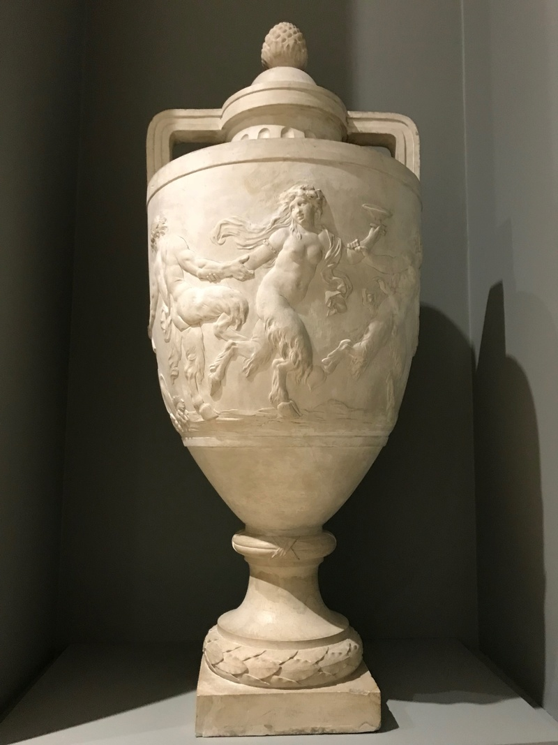 Le sculpteur Claude Michel, dit Clodion  (  1738 - 1814 ) Img_1931