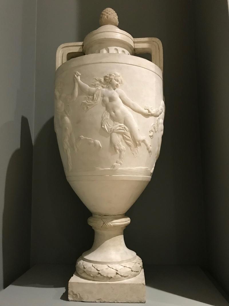 Le sculpteur Claude Michel, dit Clodion  (  1738 - 1814 ) Img_1935