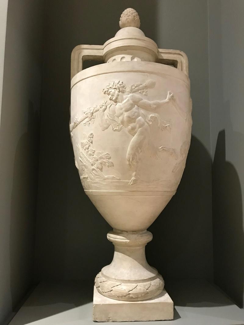 Le sculpteur Claude Michel, dit Clodion  (  1738 - 1814 ) Img_1937