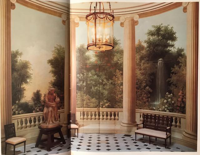 Provence - Le château de Montreuil et le pavillon de musique de Madame, comtesse de Provence Img_2815
