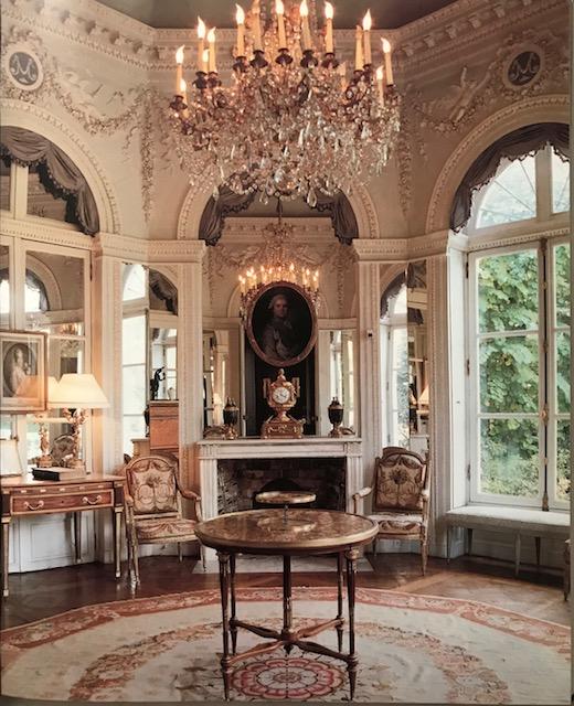 Provence - Le château de Montreuil et le pavillon de musique de Madame, comtesse de Provence Img_2816